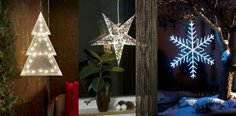 Universal needs online shop f r solarleuchten for Fenster weihnachtsbeleuchtung